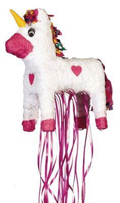 Mal was anderes: Piñatas sind bunt gestaltete Figuren, die bei Kindergeburtstagsfeiern mit Süßigkeiten und kleinem Spielzeug (traditionell mit Früchten) gefüllt sind.