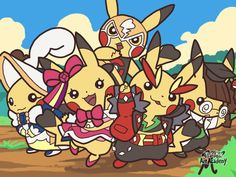 Cosplay Pikachu - Pokemon Art Academy by Ba-nay-nayGirl123.deviantart.com on @DeviantArt
