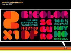tipografia mexicana lagartija - Google Search