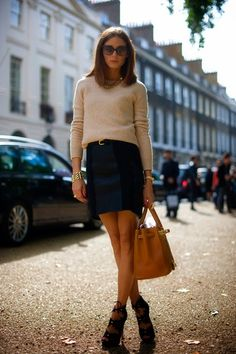 The Olivia Palermo Lookbook : Olivia Palermo really nails that polished Upper East Side style that's young and modern and contemporary. Olivia loves the high street, especially Topshop and Zara, but Olivia has a way of making high street pieces look expensive with the way that she styles them.