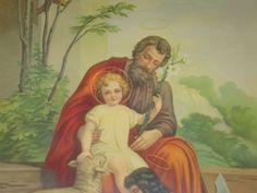 Joseph, pray for us! Catholic Saints, Patron Saints, Eternal Glory, Religion Catolica, Blessed Mother Mary, Pray For Us, St Joseph, Pilgrim, Miraculous