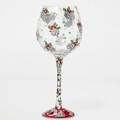 "Enesco Bling Blingle Bells Wine Glass by Lolita, 10"", http://www.amazon.com/dp/B014RQDPZ4/ref=cm_sw_r_pi_s_awdm_SggFxbZHXVB15"