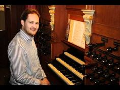 Gerard de Wit Speelt eigen koraalbewerkingen op het Müller orgel in de J...