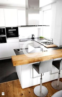 Modern Kitchen Cabinets Ideas For More Inspiration Dish - . Modern Kitchen Cabinets Ideas for More Inspiration Dish - . - - # for Wing chair Modern Kitche. Modern Kitchen Cabinets, Modern Kitchen Design, Kitchen Layout, Interior Design Kitchen, Modern Interior Design, Kitchen Designs, Kitchen Backsplash, Kitchen Countertops, Kitchen Appliances