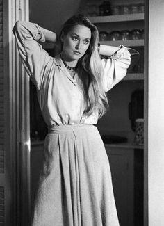 "Meryl Streep em ""Manhattan"""
