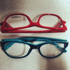 PopColors! ️ #pop #colors #glasses #spring #summer #red #blue #fashion #style #love #opticametaxas
