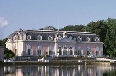 Schloss Benrath Düsseldorf, Germany