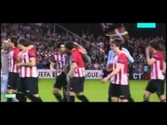 Athletic Club 3-1 Sporting Lisboa | Celebración de San Mames | 26/04/2012