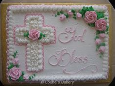 Best 25 Baptism Sheet Cake Ideas On Pinterest Baptism