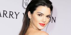 Kendall Jenner Explains Her Red Carpet Pose  - HarpersBAZAAR.com