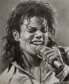 40+ Mind-blowing Photorealistic Paintings - Hongkiat  MJ by Krzysztof Lukasiewicz is very talented pencil artist from Poland.