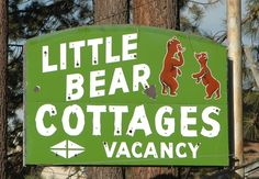 Little Bear Cottages ~ North Shore Lake Tahoe