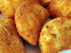 Rissois portugais (Viande ou crevette) : Recette de Rissois portugais (Viande ou crevette) - Marmiton