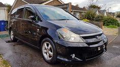eBay: HONDA STREAM AUTO. 7 seater. 7 months MOT. SORN.spares or repair. #carparts #carrepair