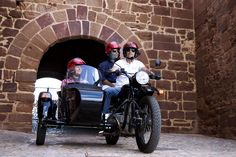 Silves (Algarve) and a Sidecar Tour! What a great combination!
