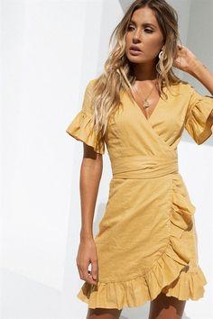 Golden Aquilla Dress #SABOSKIRT