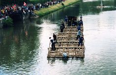 Clamecy, capitale du flottage!