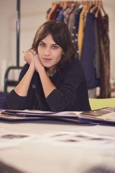 Alexa Chung's M&S archive collection is coming back to kit us out for the…