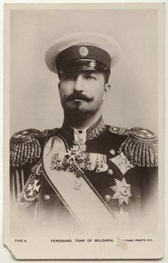 Ferdinand I, Tsar of Bulgaria, Unknown photographer