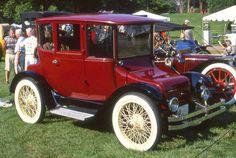 1916 Detroit Electric Brougham