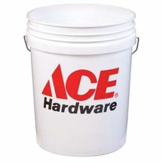 FREE Ace brand bucket with any purchase of $25 or more...now through January 31st!
