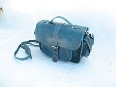 gray and blue by Justi and Jonas on Etsy