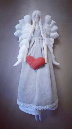 Tilda lalka anioł