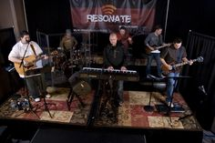 Dave Fitzgerald at Resonate