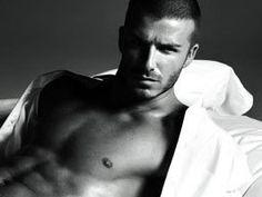David Beckman - Soccer Player to Underwear Model.