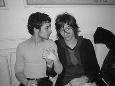Fabrizio Moretti & Nick Valensi