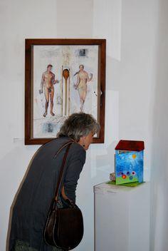 Foto 7 Primera exposición del proyecto de arte Sheltered Beacon 17 y 18 de mayo 2014