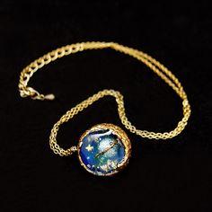 memini メミニー 月のネックレス 真鍮|A STORY TOKYO