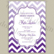 Bridal Shower Invitations & Ideas - Page 2