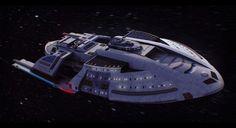 Star Trek USS Corona 3D Commission by AdamKop on deviantART