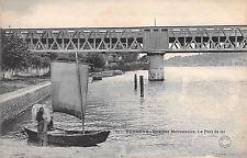 BAYONNE - Quartier Mousserolles - Pont de Fer Bridge, Basque Country, Poster Vintage, Iron, Other, Bridge Pattern, Bridges, Attic, Bro
