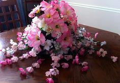 How To Make a Gravestone Flower Arrangement - The Saddle
