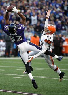 Torrey Smith, Baltimore Ravens