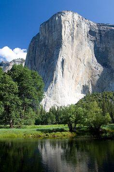 El Capitan, Yosemite National Park; photo by Matt Purciel