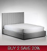 for divan and headboard. Mattress is separate cost. Bedroom Loft, Dream Bedroom, Master Bedroom, Modern Headboard, Sofa Side Table, Flat Ideas, Sofa Furniture, King Size, Sofas