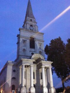 On the Jack the Ripper tour in Spitalfields