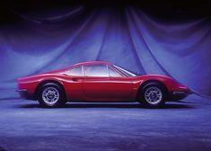 Ferrari Dino 246GT (Pininfarina), 1969-74 - Photography by René Staud