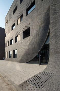 MU:M Office Building | Wise Architecture
