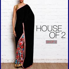  is the best bet for those girls who want to wear easy, edgy and elegant sarees. Elegant Saree, Keep Shopping, Saris, Indian Wear, Easy, How To Wear, Dresses, Fashion, Vestidos