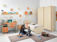 Italian Kids Bedroom VV Composition G003 - $3,699.00