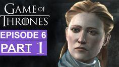 Telltale Game of Thrones Episode 6 Finale The Ice Dragon Walkthrough Part 1