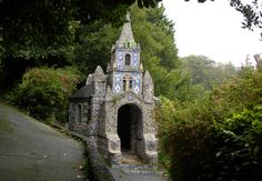 The Little Chapel in Guernsey