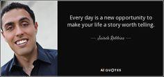 Make your story. #success #motivation #JairekRobbins #coachingwithvalues #values