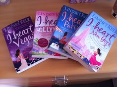 Books I like- I heart Lindsey Kelk!!!