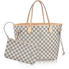 Neverfull MM ($1,610) ❤ liked on Polyvore featuring bags, handbags, tote bags, white canvas tote, canvas tote bag, white handbag, canvas totes and handbags totes