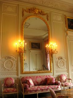 First Floor of Petit Trianon